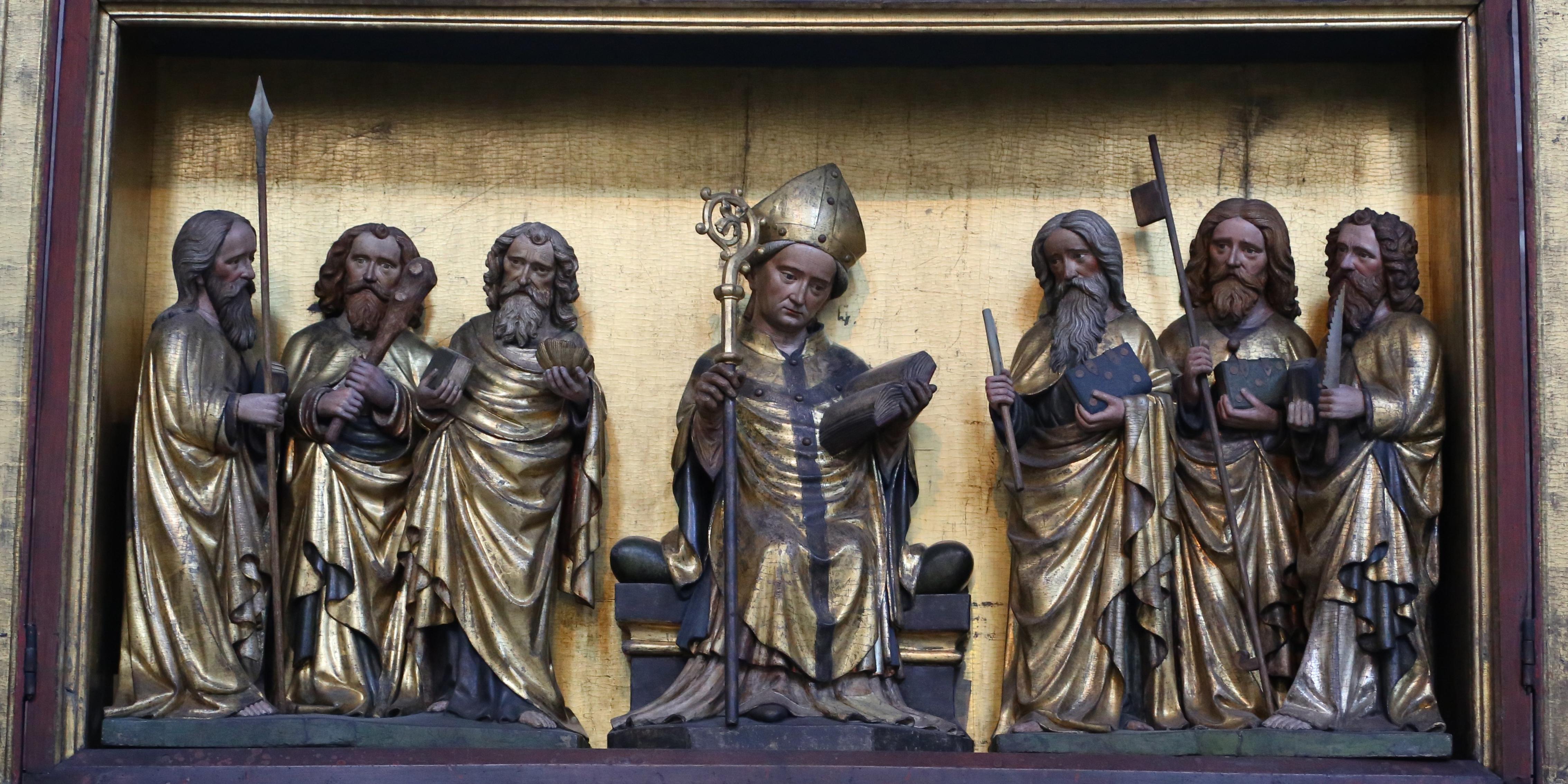 Deocarus-Altar, St. Lorenz, Nürnberg,© Rufus46