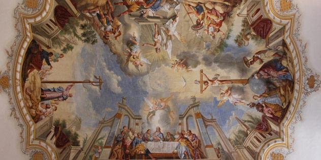 Die Heilig-Geist-Kirche in Dinkelsbühl,© Heilig-Geist-Kirche in Dinkelsbühl