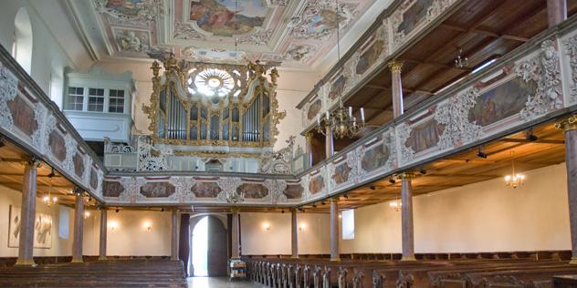 Oswaldkirche Regensburg,© Oswaldkirche Regensburg / Wikipedia / Johanning