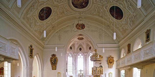 Die St. Jakob-Kirche in Oettingen,© St. Jakob-Kirche in Oettingen