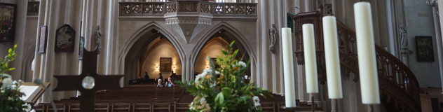 St. Jakob, Rothenburg Kirchenraum,© ELKB