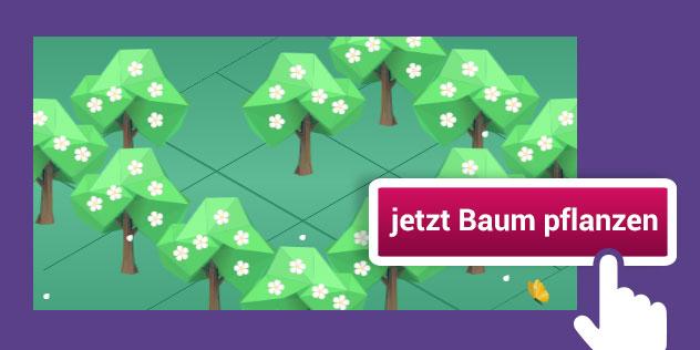 Das Bild zeigt eine Vorschau der Seite apfelbaum-pflanzen.de